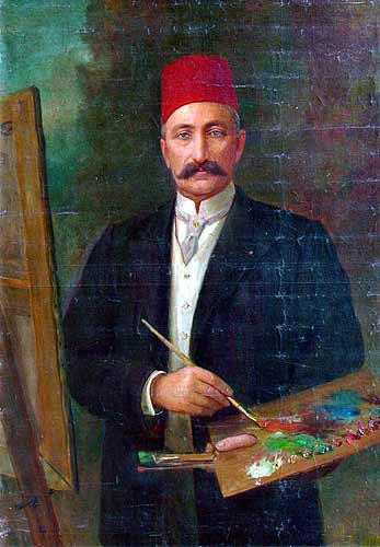 Osmanlı İmparatorluğu'nun Paşa Ressamı Şeker Ahmet Paşa