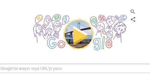 Google Kadınlar Gününe Özel Doodle Hazırladı
