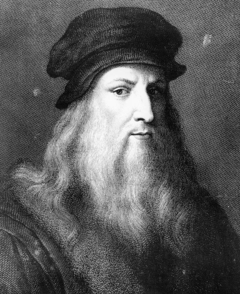 Leonardo Da Vinci Slayt Gösterisi