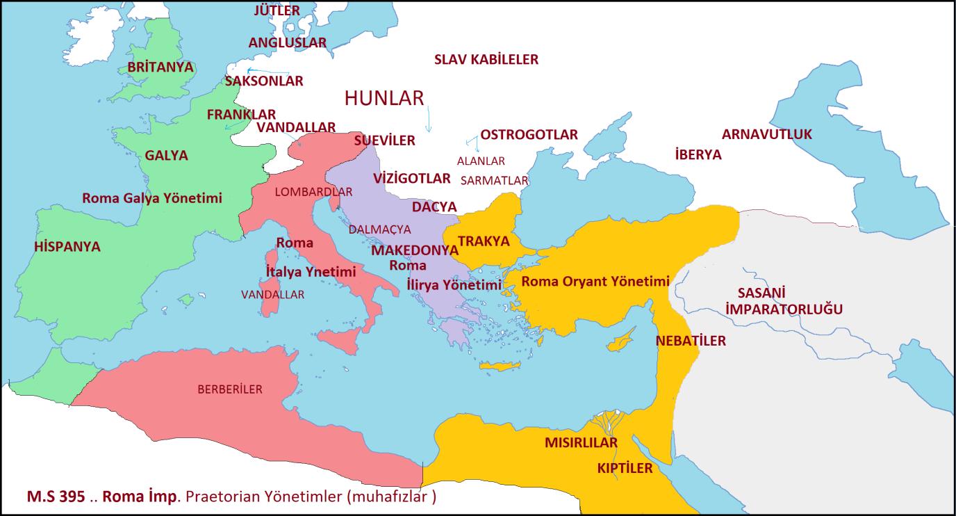 Milattan Sonra Dördüncü Yüzyıl-Harika Birgin